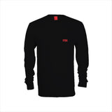 Dozen Long Sleeve - Black