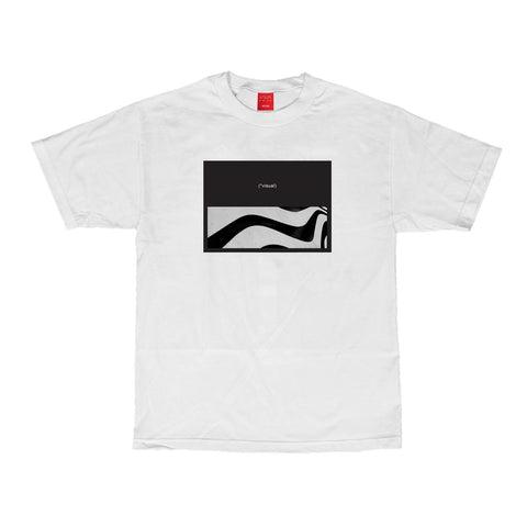 Exhibit Tee - White