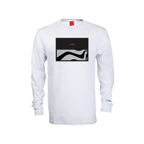 Exhibit Long Sleeve - White
