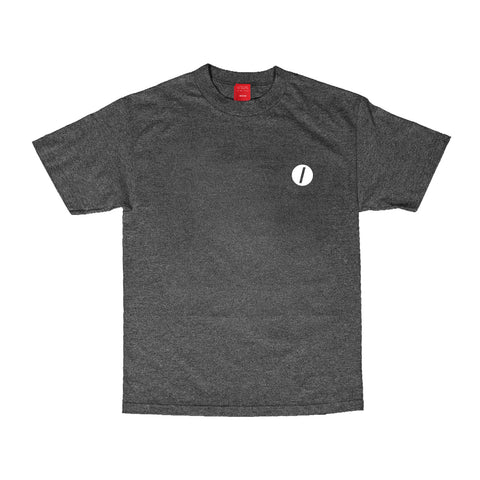Lava Tee - Charcoal Heather