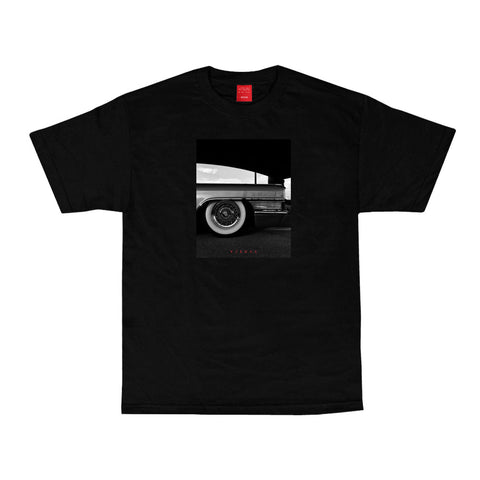 White Walls Tee - Black