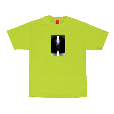 Dissent Tee - Lime