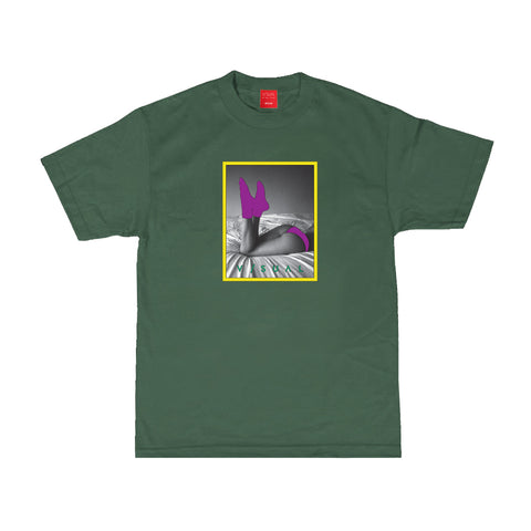 Salvo Tee - Forest Green