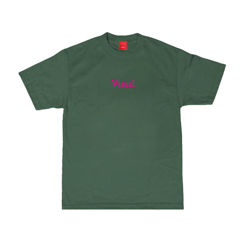 Simple Tee - Forest Green