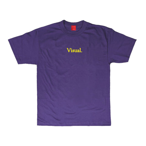 Simple Tee - Purple