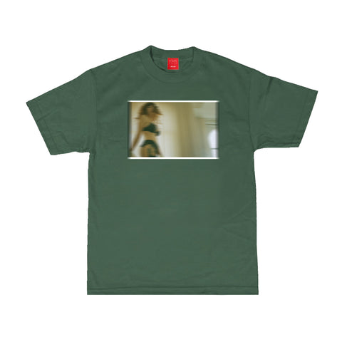 Vision Tee - Forest Green