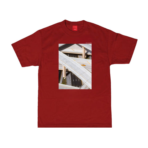 Visualization Tee - Cardinal