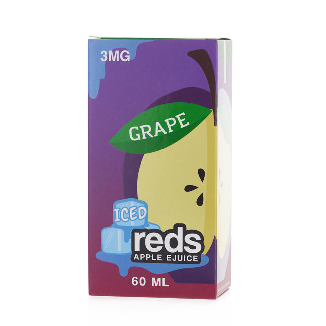 Reds Grape Iced