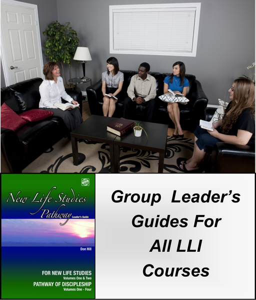 G - LLI GROUP LEADER'S GUIDES