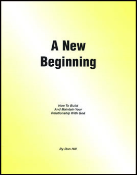 "A - A NEW BEGINNING - ""Starting Right"" & ""Breaking Ground"" Series"