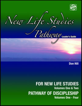 P - NEW LIFE / PATHWAY LEADERS GUIDE - Knowing Christ / Going Deeper Series