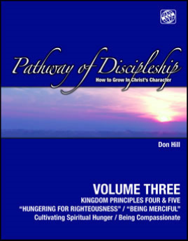 M - PATHWAY OF DISCIPLESHIP VOLUME THREE - Going Deeper Series