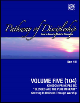 O - PATHWAY OF DISCIPLESHIP VOLUME FIVE (104) - Going Deeper Series