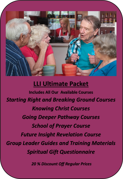 U3- LLI ULTIMATE PACKET - 30% Savings