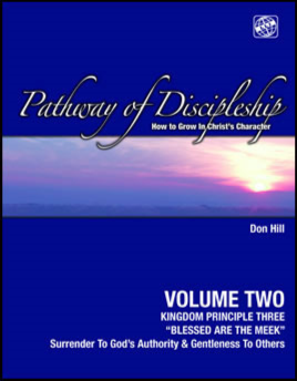L - PATHWAY OF DISCIPLESHIP VOLUME TWO - Going Deeper Series
