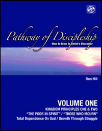 K - PATHWAY OF DISCIPLESHIP VOLUME ONE - Going Deeper Series