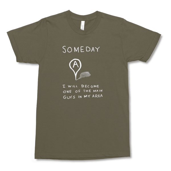 Someday (Dark) Unisex T-Shirt
