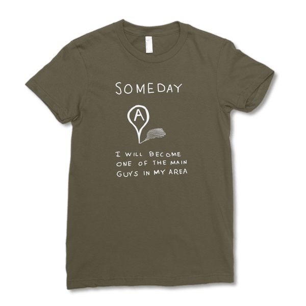 Someday (Dark) Women's T-Shirt
