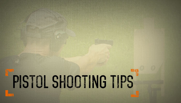 Pistol Shooting Tips From 20 Sharpshooters
