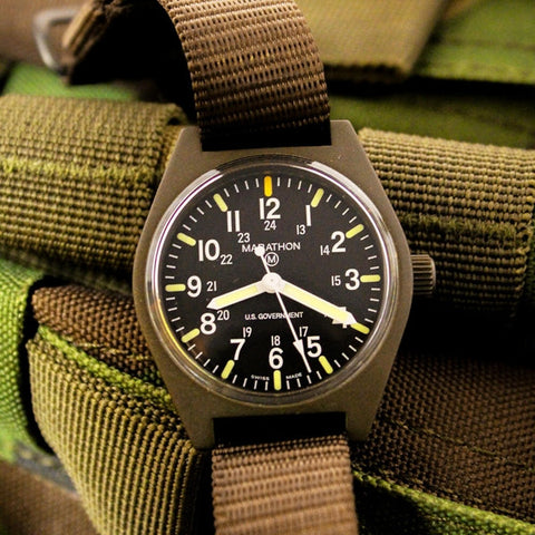 Marathon Military Watches
