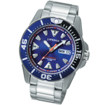 J. Springs Automatic 21-Jewel Sport Dive Watch