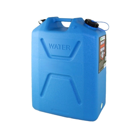 Heavy Duty Food Grade Plastic Water 3216, 22L / 5 Gallon 3216 Blue