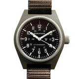 Marathon General Purpose Mechanical Watch (GPM), Sage Green, Dial | Tactical Watches by Marathon - Top Spec U.S.