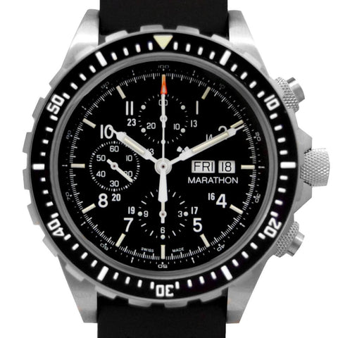 Marathon CSAR Chronograph Automatic Pilot Watch WW194014 | Tactical Watches by Marathon - Top Spec U.S.