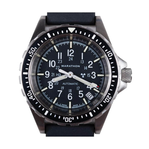 Marathon Military Medium Divers Watch Automatic | Tactical Watches by Top Spec U.S. - Top Spec U.S.