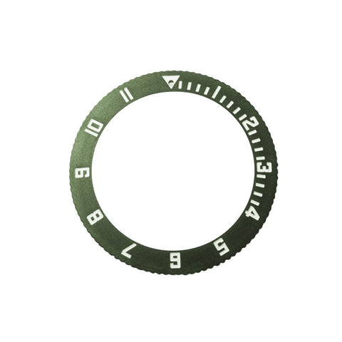 Genuine Marathon Replacement Composite Bezel, Sage Green | Watch Replacement Parts by Marathon - Top Spec U.S.