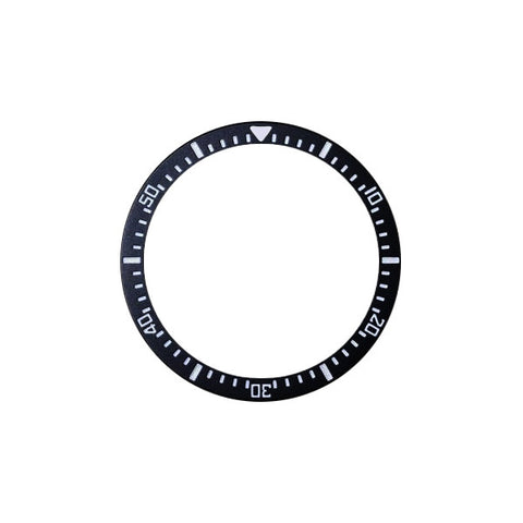 Genuine Marathon Replacement Bezel Insert for TSAR/GSAR bezels - Top Spec U.S.