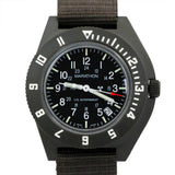 Marathon Navigator Watch, Quartz With Date, Sage Green, Dial | Tactical Watches by Marathon - Top Spec U.S.