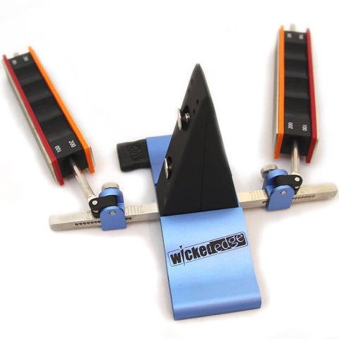 Wicked Edge Precision Sharpener Knife Sharpening System WE100
