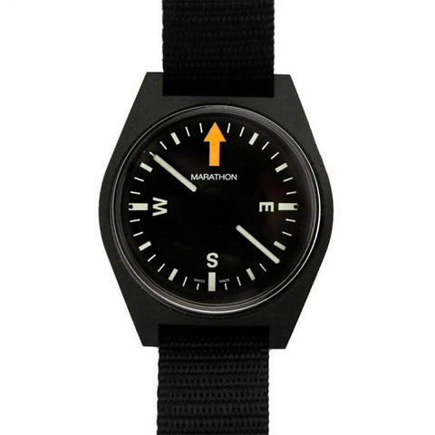 Marathon Survival Unmounted Wrist Compass With Strap | Tactical Watches by Marathon - Top Spec U.S.