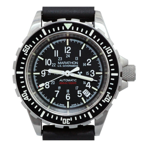 Marathon GSAR Automatic Military Divers Watch - U.S. Government Dial