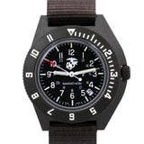 Marathon USMC Pilot Navigator Quartz with Date WW194013USMC-SG, Dial | Tactical Watches by Marathon - Top Spec U.S.