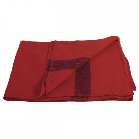 "70% Wool Blanket ""Big Red Blanket"" 02-8646 
