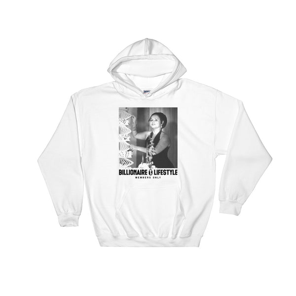 Billionaire Lifestyle Members Only Hoodie Pullover