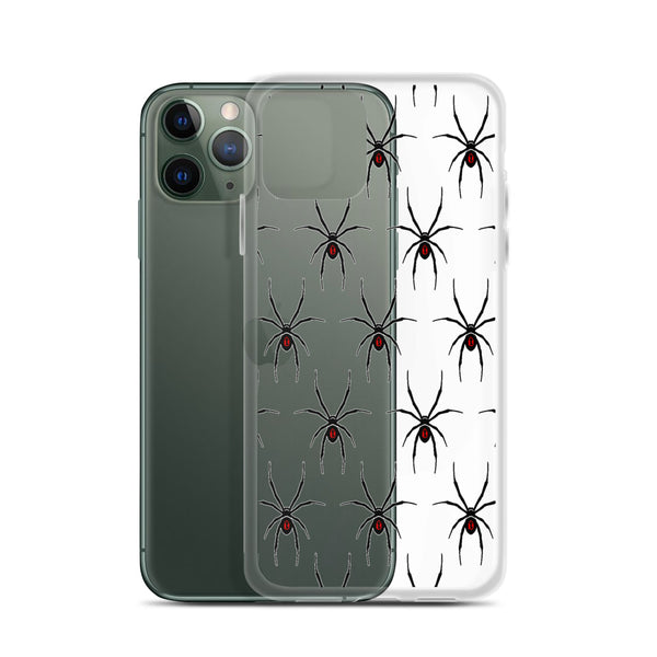 iPhone Case Spider Logo