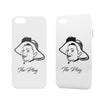 iPhone Case The Plug (white) - Pure Blanco