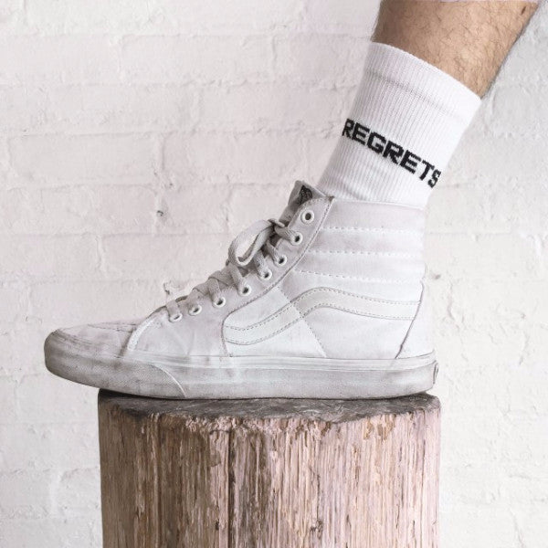 Regrets socks (sold out)