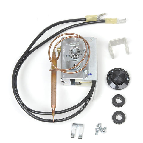 BERKO Single-Pole Thermostat Kit - 208/480V