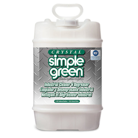 SIMPLE GREEN Crystal Industrial Cleaner Concentrate for Parts Washers and Cleaners
