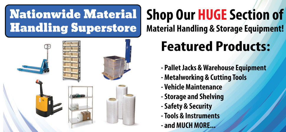 Nationwide Material Handling 800-326-4403