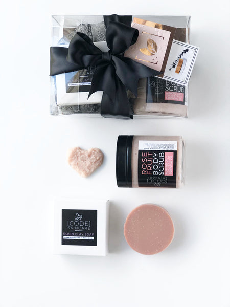 Code Smooth Gift Set Gift Sets - Code Skincare