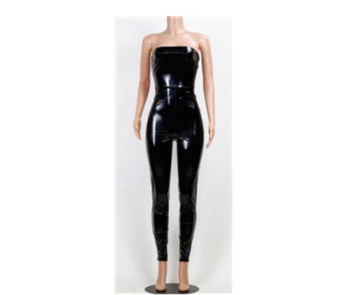 "Noir Latex ""Bodysuit"""