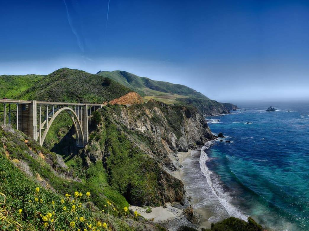 Cruising the California Coast: 13 Places Where You Need to Stop Along Highway 1