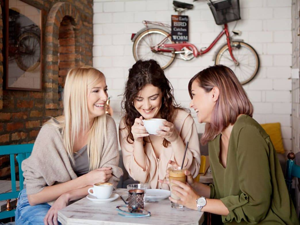 Having a Close Group of Girlfriends May Be Key to Career Advancement, Says New Study