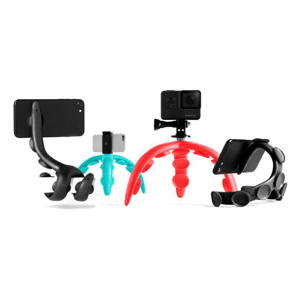 Tenikle 2.0 — Bendy Suction Mount