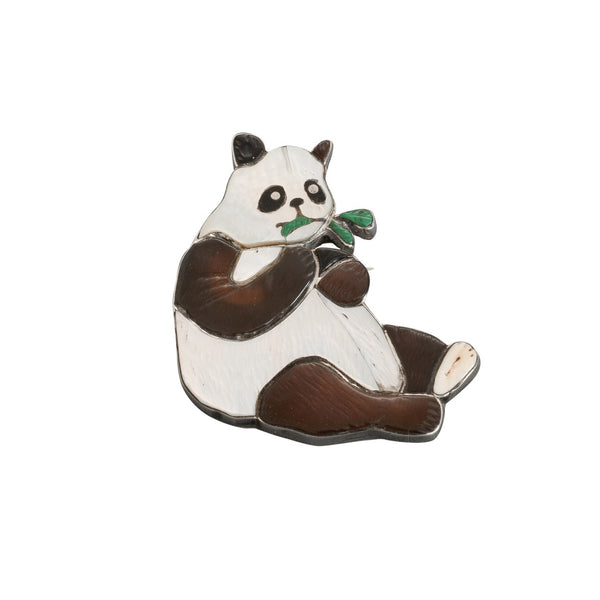 Virgil and Shirley Benn Panda Bear Pin Pendant.jpg